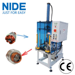 Automatic Compressor Stator Coil Expanding Machine/ Pre Forming Machine pictures & photos