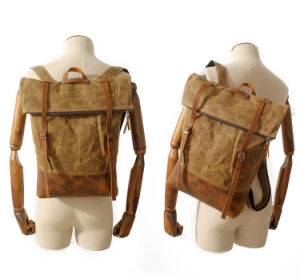 Boy and Girl Newest Design Water Proof Backpack School Rucksack Bag (RS-8004-2) pictures & photos