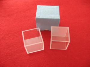 Customized Cubic Cell Quartz Cuvette pictures & photos