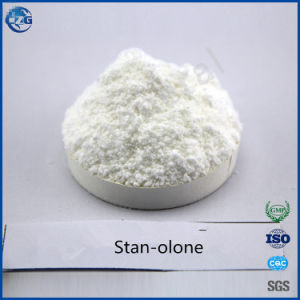 Bodybuilding Anabolic Raw Steroids Hormone Powder Stanolone pictures & photos