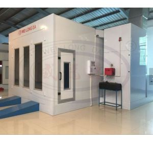 Wld-8200 Car Spray Painting Booth pictures & photos