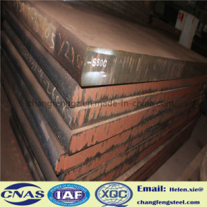 Carbon Steel Flat Bar For Injection Plastic Mould (SAE1050/S50C/1.1210) pictures & photos