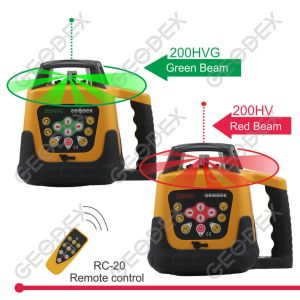 Self-Levelling Automatic Rotating Laser Level 200hv (Red) / 200hvg (Green) pictures & photos