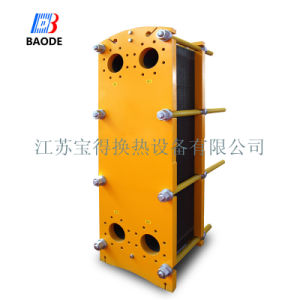 Sh200 Series Gasket Plate Heat Exchanger (Equal Alfa Laval TS20M) 190kg/S 16bar Steam Heat Exchanger pictures & photos