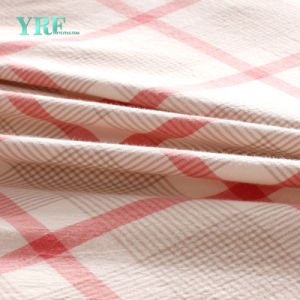 Pink Apartment Yarn Dyed Promotion Cotton Comforter Bedding pictures & photos