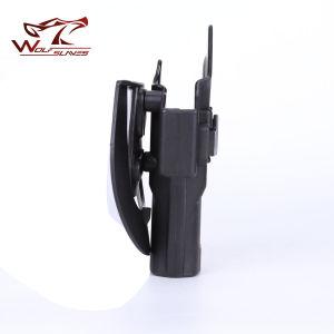 Police Gun Paddle Glock Holster CQC G17/22/31 Pistol Beretta Holster pictures & photos
