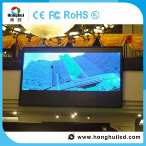 Digital P10 Indoor Full Color LED Display for Sale pictures & photos
