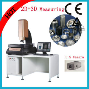 2D+3D Automatic Optical Coordinate Measuring Machine Price for Sales pictures & photos