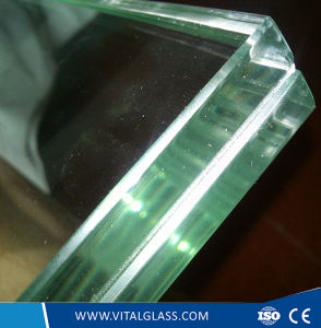 Low Iron Float Glass for Building Glass pictures & photos