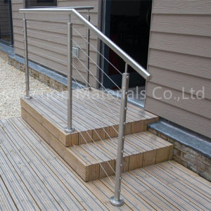 Durability Outdoor Terrace Stainless Steel Cable Railing pictures & photos