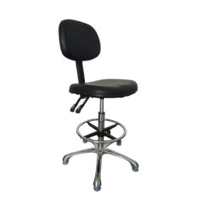 Anti Static PU Foam Molding Computer Room Chair pictures & photos