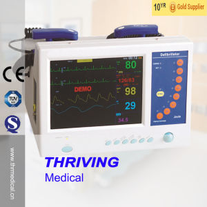 Automatic Portable Cardiac Defibrillator Machine pictures & photos