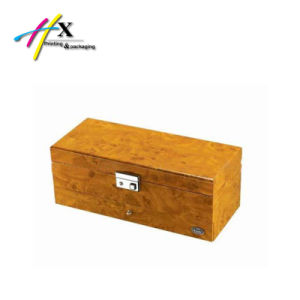 Watches Packaging Box/Black Wooden Box for Watch pictures & photos