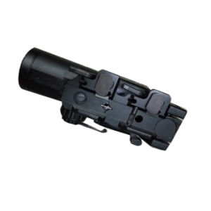 Dr1-4X Style Maginification Adjustable Military Standard Tactical Red Green Illuminated Reticle Rifle Scope Red DOT Sight pictures & photos