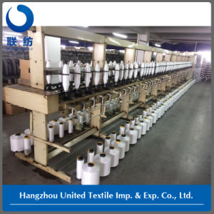 100% Polyester FDY Twisted Yarn with 150d/48f 350tpm pictures & photos