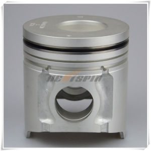 Engine Piston 4D34t with Oil Gallery Alfin Me220471 pictures & photos