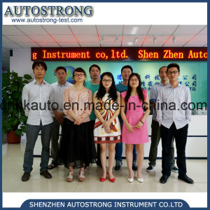 Laboratory Equipment Needle Flame Tester (AUTO-ZYA) pictures & photos