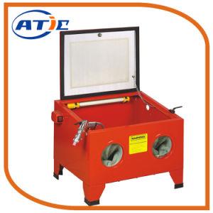 Bench Top Steel Cabinet Sandblaster pictures & photos