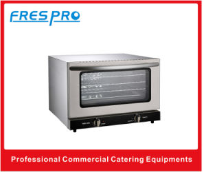 Half Size Convection Oven with 4 Trays for Hotel Equipments pictures & photos
