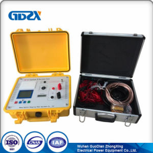 China Factory price 10A Transformer Winding Resistance Tester pictures & photos