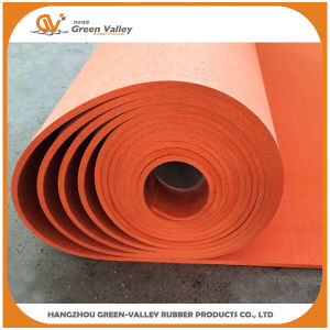 EPDM Rubber Roll Flooring for Sports Gym pictures & photos
