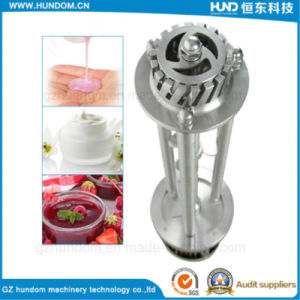 Sanitary Stainless Steel Liquid Soap Homogenizer Mixer pictures & photos