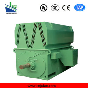 Yrkk Series Large Size High Voltage Wound Rotor Slip Ring Motor Yrkk8002-6-2500kw pictures & photos