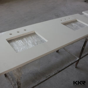 48 Inch American Standard Solid Surface Bathroom Vanity Tops pictures & photos