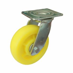 4-8 Inch Heavy Duty Nylon Fixed Caster Wheel pictures & photos