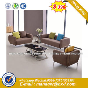 Italy Design Classic Wooden Office Furniture Leather Office Sofa (HX-SN8088) pictures & photos