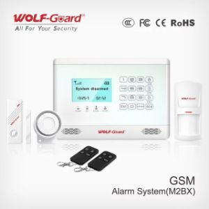 Special Price for Sale GSM Alarm System with Big LCD pictures & photos