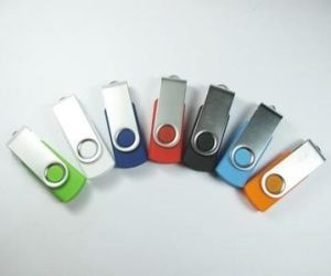 [King Master] Hot Swivel Custom Promotional USB Flash Drives with Your Logo pictures & photos