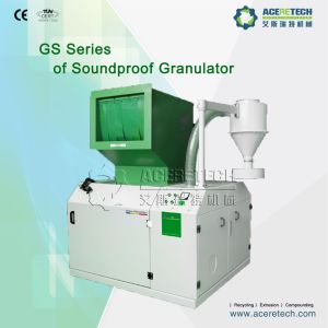 Quiet Granulator/Crusher for PP/PS/PE/EPE/EPS/XPS Film/Pipe/Bag/Sheet/Profile pictures & photos