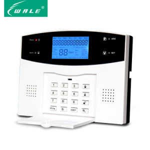 433MHz Wireless GSM+PSTN Kit Home Alarm with APP pictures & photos