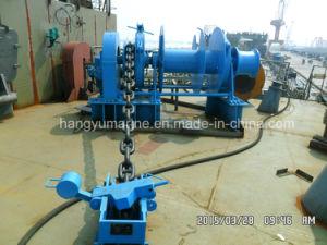 Electro-Hydraulic Power Pack Marine Mooring Winch / OEM Windlass pictures & photos