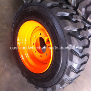 Assembly Industrial Forklift Tyre (12-16.5) with Rim 9.75X16.5 pictures & photos