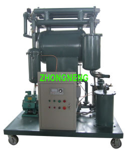 Single Stage Mobile Type Transformer Oil Filtration Plant pictures & photos