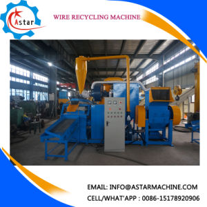 Scrap Cable Wire Stripper Waste Wire Stripping Machine pictures & photos