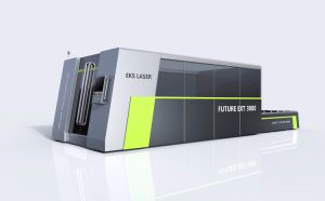 1000W High Speed of Fiber Laser Cutting Machine for Graving and Cutting pictures & photos