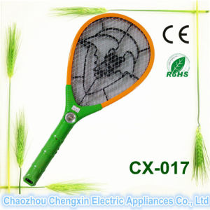 ABS Rechargeable Electrical Mosquito Zapper with LED Lamp pictures & photos