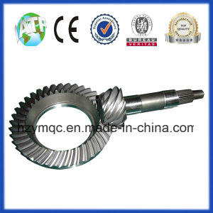 Spiral Bevel Gear Use in High-End Truck N800 8/41 pictures & photos