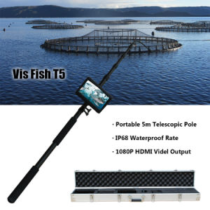 Portable Underwater IP68 Waterproof Flexible Inspection Camera DVR System (Vis Fish T5) pictures & photos