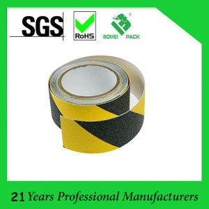 Yellow and Black Anti Slip Tape 50mm Wide (KD-0012) pictures & photos