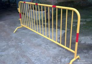 Temporary Barrier Fence / Removable Barricade Yaqi Supply pictures & photos