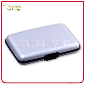 Factory Supply Anodized Sliver Finished Credit Card Case pictures & photos