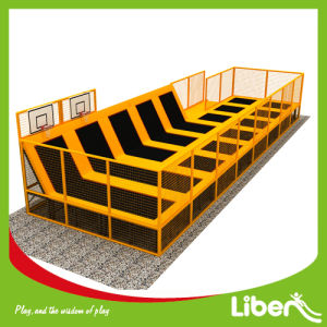 Fashion Commercial Indoor Large Trampoline Park for Sale pictures & photos