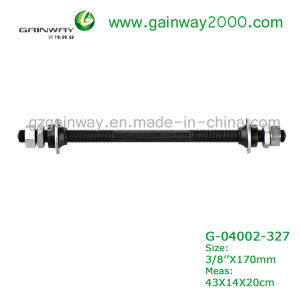 Chinese High Quality Bicycle Axle