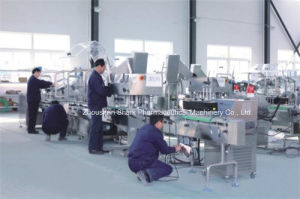 Good Quality Automatic High-Speed Square and Round Bottle Labeling Machine pictures & photos