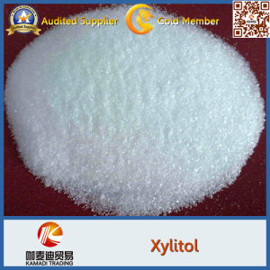 Food Additives Health Sweetener Crystal Xylitol for Chewing Gum/ Xylitol Toothpaste pictures & photos