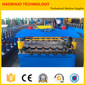 Roof Panel Roll Forming Machine Hot Sale pictures & photos